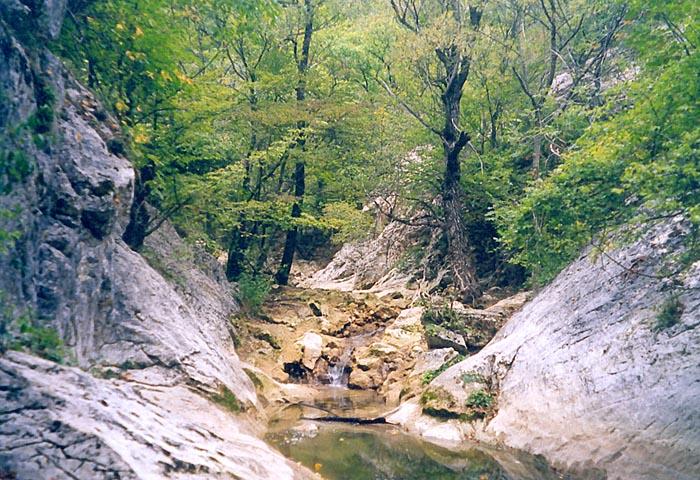 И другие реки крыма полноводна шумна и
